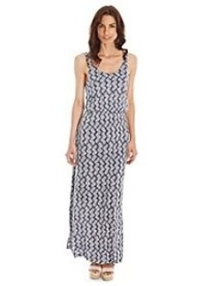 Lucky Brand® Printed Maxi Dress