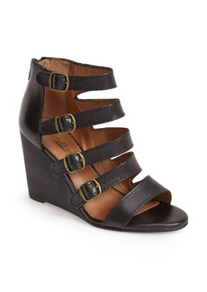 Lucky Brand 'Reynolds' Caged Wedge Sandal (Women)