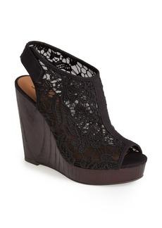 Lucky Brand 'Rezdah' Wedge Platform Sandal (Women)