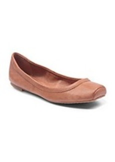 "Lucky Brand® ""Santana"" Square Closed-Toe Flats"