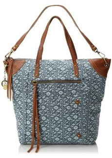 Lucky Brand Selden Travel Tote Handbag