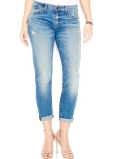Lucky Brand Sienna Cigarette Skinny Jeans, Tomales Bay Wash