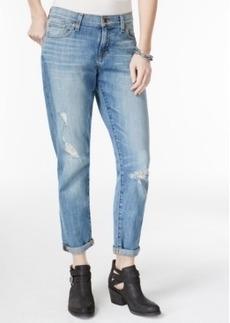 Lucky Brand Sienna Slim Boyfriend Nottingham Wash Jeans