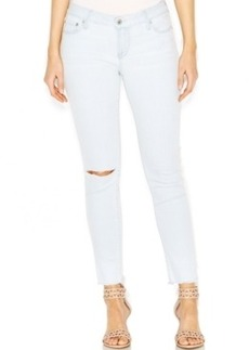 Lucky Brand Skinny Capri Jeans, Light Wash