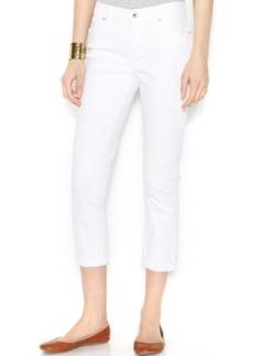 Lucky Brand Skinny-Leg Jeans, White Wash