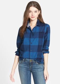 Lucky Brand 'Skylight' Plaid Cotton Shirt