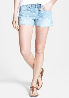 Lucky Brand 'Stars' Cutoff Denim Shorts (Denham)