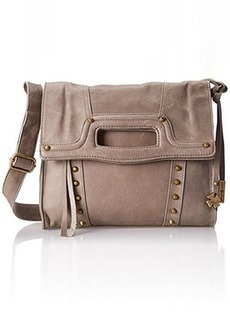 Lucky Brand Studded Abbey Road Cross Body Bag