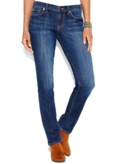 Lucky Brand Sweet 'N Straight Straight-Leg Jeans, Tanzanite Wash