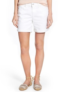 Lucky Brand 'The Roll Up' Roll Cuff Denim Shorts