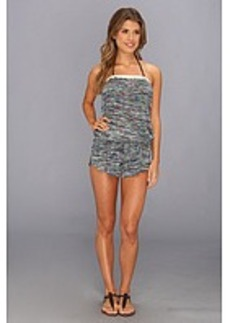 Lucky Brand The Strand Romper Cover-Up