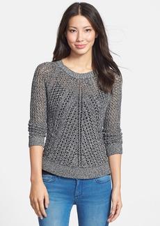 Lucky Brand 'Tomorrow' Crewneck Sweater
