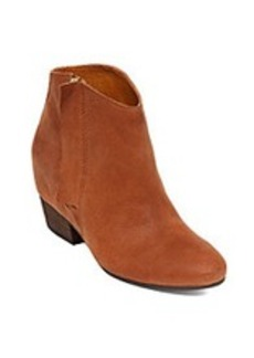 "Lucky Brand® ""Torrance"" Ankle Boots with Hidden Wedge - Toffee"