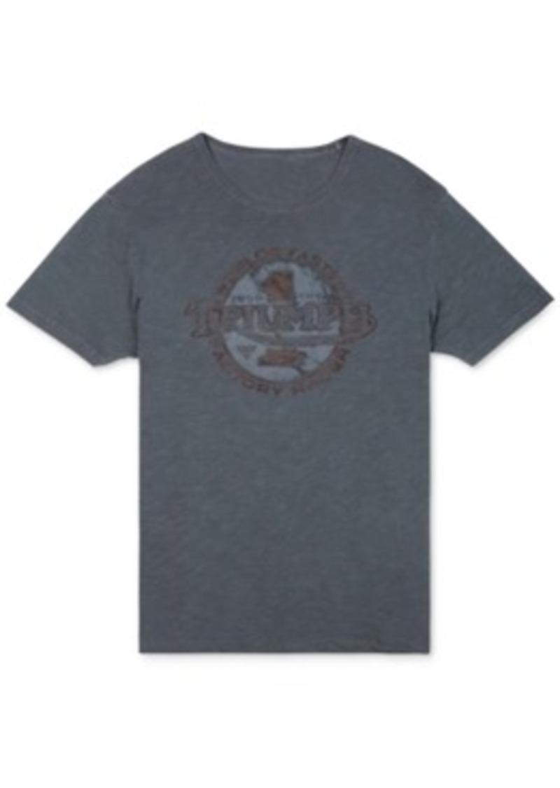 Lucky brand lucky brand triumph worlds fastest t shirt t for Lucky brand triumph shirt