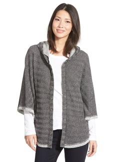 Lucky Brand Tweed Textured Active Jacket