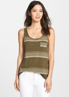 Lucky Brand Variegated Stripe Tank