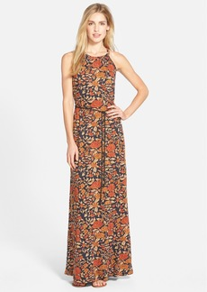 Lucky Brand 'Vintage Floral' Print Maxi Dress