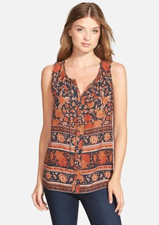Lucky Brand 'Vintage Floral' Print Tank