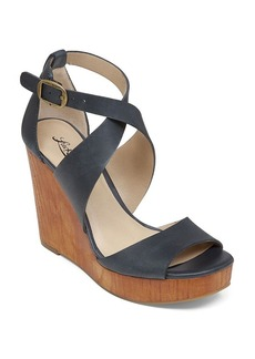 Lucky Brand Wedge Sandals - Lyndell