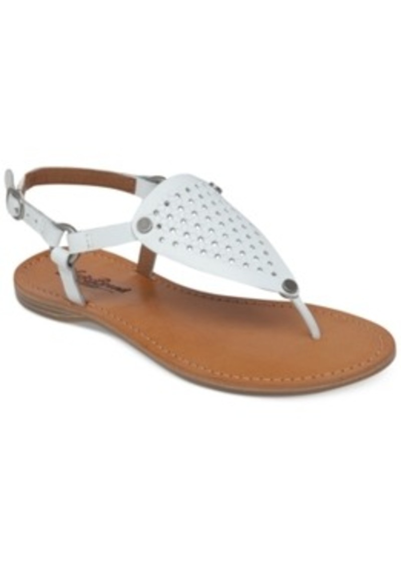 Lucky Brand Lucky Brand Womenu0026#39;s Abell Flat Thong Sandals Womenu0026#39;s Shoes | Shoes - Shop It To Me
