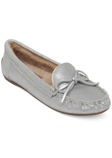 Lucky Brand Women's Aligabe Faux-Fur Moccasins