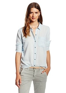 Lucky Brand Women's Aubrie Tencel Shirt