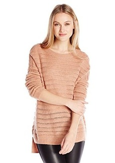 Lucky Brand Women's Blush Pullover Sweater