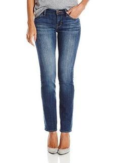 Lucky Brand Women's Brooke Slim Fit Boot Jean, Tanzanite, 28x30