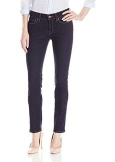 Lucky Brand Women's Brooke Straight Leg Jean in New Castle
