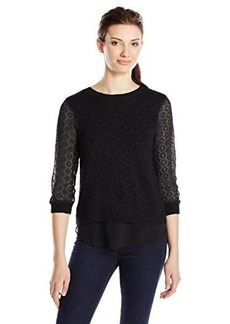 Lucky Brand Women's Cinema Sweater