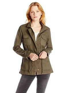 Lucky Brand Women's Core Military Jacket