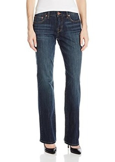 Lucky Brand Women's Easy Rider Jean In Apple Stone