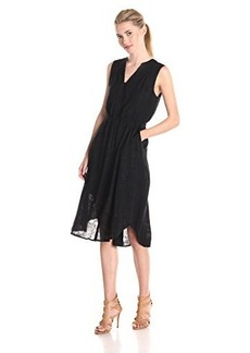 Lucky Brand Women's Jaquard Midi Dress