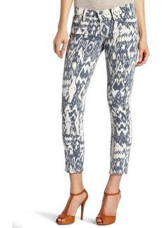 Lucky Brand Women's Legend Printed Capri Pant