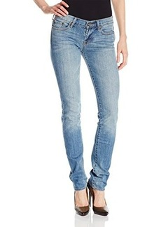 Lucky Brand Women's Lily Sweet-N-Straight Jean In Ol Sunflower
