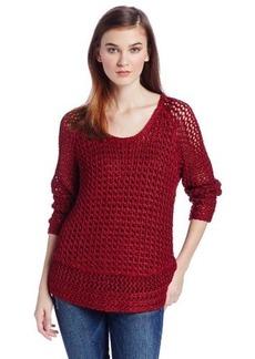 Lucky Brand Women's Marissa Metallic Sweater