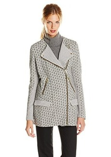 Lucky Brand Women's Marnie Long Active Jacket