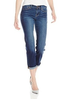 Lucky Brand Women's Mollie Crop Jean In Daintree