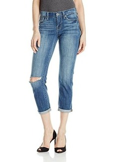Lucky Brand Women's Mollie Crop Jean In Kalbarri