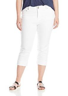 Lucky Brand Women's Plus-Size Emma Cropped Jean