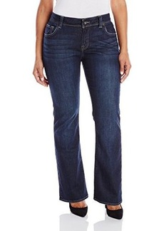Lucky Brand Women's Plus-Size Georgia Boot Jean In Richland