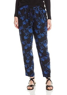 Lucky Brand Women's Printed Pant