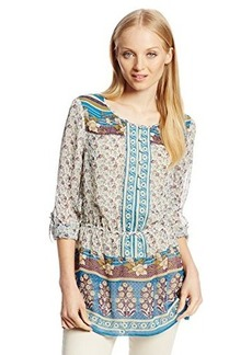 Lucky Brand Women's Savannah Gyspey Top