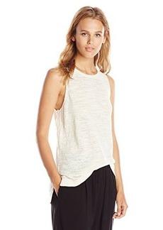 Lucky Brand Women's Slub Sweater Shell
