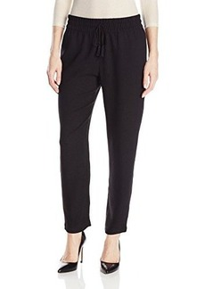 Lucky Brand Women's Solid Black Pant
