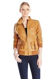 Lucky Brand Women's Sunset Bomber Jacket