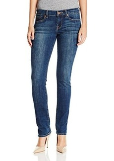 Lucky Brand Women's Sweet N Straight Jean In Tanzanite