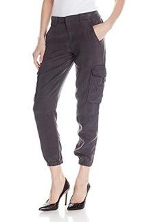 Lucky Brand Women's Tencel Cargo Pant