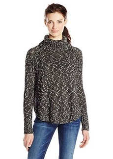Lucky Brand Women's Trapeze Pullover Sweater