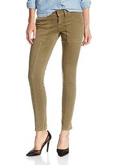 Lucky Brand Women's Utility Charlie Skinny Pant